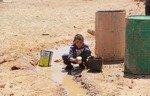 تفاقم الأزمة الإنسانية في مخيم الركبان