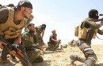 عشایر مبارز در غرب انبار به داعش حمله کردند