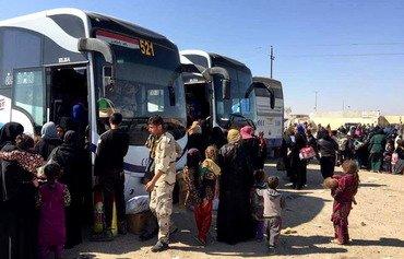إجلاء آلاف المدنيين من تلعفر