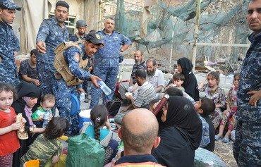 دعاية داعش تحاول تشويه الجيش العراقي