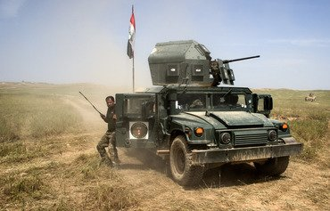 Iraqi military gets psychological operations training