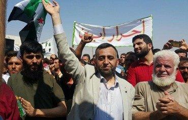 هيئة تحرير الشام تستولي على مباني رسمية في إدلب