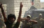 اعلام خبر پیروزی نیروهای عراقی علیه داعش در نینوا