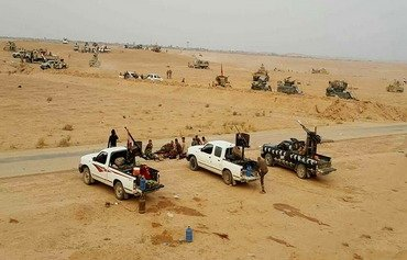Iraqi forces drive ISIS from Anbar city of Anah