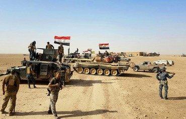 Hêzên Iraqî kontrola rojhilatê Şerqat vedgerînin