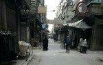 L'EIIS fait face à la désertion et la dissidence dans le camp de Yarmouk