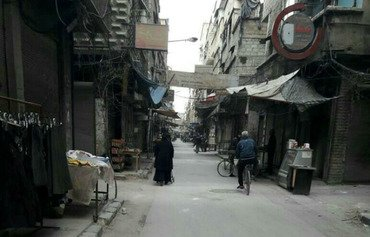 ISIS faces desertion, dissent in Yarmouk camp