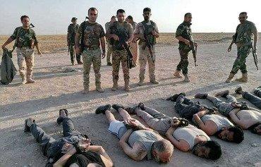 Têkçûnên berdewam ketina DAIŞ li Iraqê zû dikin