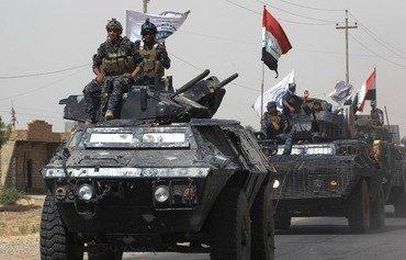 Hêzên Iraqî dest bi pêngava duyem ji êrîşa li ser Hiwêcayê dikin