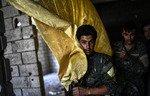 هێزەکانی سوریای دیموکرات گهمارۆی نەخۆشخانەی رەققەی ژێردەستی داعش دهدهن