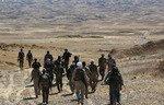 Iraqi forces take control of Hamreen hills in Diyala
