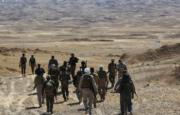 Hêzên Iraqê kontrola çîyayên Hemrînê li Diyalayê dikin
