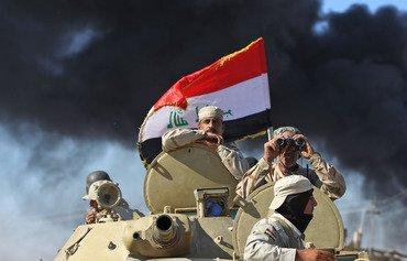 Hêzên Iraqî Hewîceya asêgeha DAIŞ vedigerînin