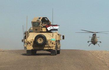 داعش تواجه صعوبة في الاختباء في صحراء الأنبار