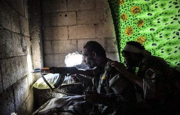 نهاية معركة تحرير الرقة من داعش باتت قريبة