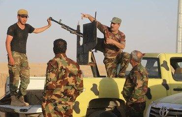 دور أساسي لعشائر الأنبار في الانتصارات المحققة غرب العراق