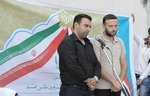 ایران در پی جلب توجه غیرنظامیان در منطقه استراتژیک نزدیک دمشق است