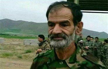 کوژرانی جەنەراڵێکی سوپای پاسداران لە سوریا تێوەگلانی قوڵی ئێران پیشاندەدات