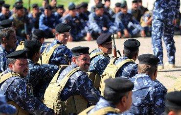 La police de Ninive augmente sa présence à Mossoul