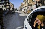 قوّات سوريا الديموقراطية تشيد بانتصار الرقة وتعلّق تسليمها