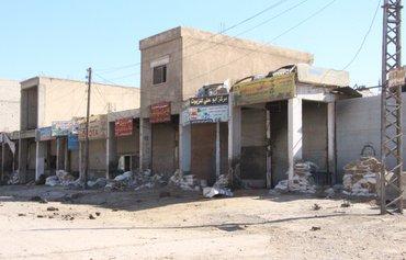 شهر الرقۀ سوریه بعد از شکست داعش «غیرقابل سکونت» شده است