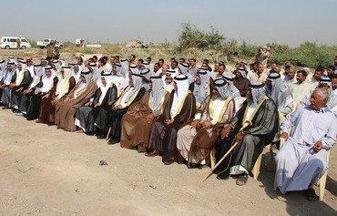 Les habitants de la Ceinture de Bagdad reviennent chez eux