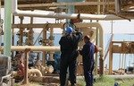 L'Irak fournit les zones libérées en carburant pour l'hiver
