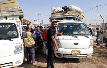 Thousands begin to return to homes in Ninawa
