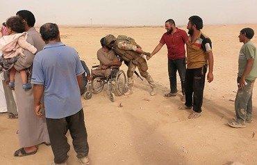 داعش مردم راوه را گروگان گرفته است