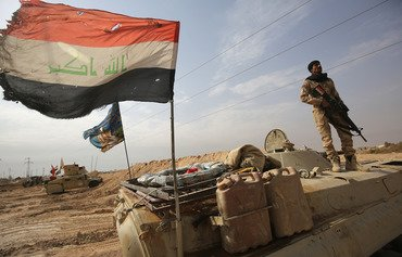 Iraq integrates Anbar tribal fighters into police