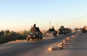 Iraqi forces secure Rawa, al-Qaim road