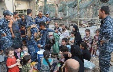 Iraq dixwaze ku malbatên çekdarên biyanî yên DAIŞ vegerin welatên xwe