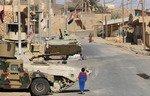 L'Irak va rétablir les services publics essentiels à Raoua