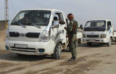 أمن مدينة الرقة في عهدة قوى الأمن الداخلي