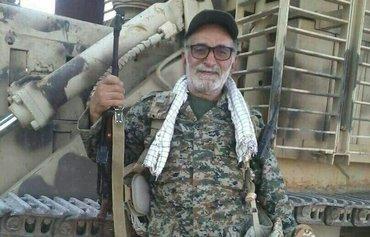 فەرماندەیەکی پاسداران لە دێرەزووری سوریا کوژرا