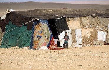 بازگشت خانواده های عراقی به منطقه الزاویه در انبار