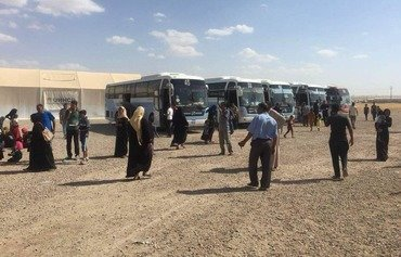 2.5 million displaced Iraqis have gone home