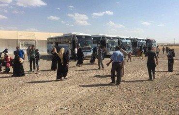2.5 mîlyon bêwarên Iraqî vegeriyane malên xwe