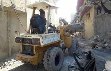عراق مترصد شروع بازسازی غرب موصل است