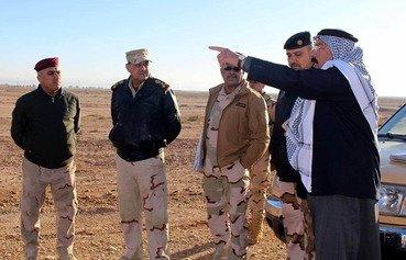 نیروهای عراقی مخفیگاه های امن داعش را زیر و رو می کنند