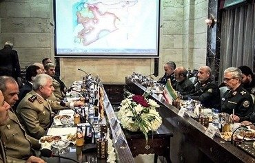 ایران به دنبال تحکیم حضور خود در سوریه