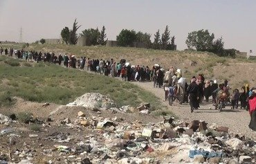 SDF tightens security in areas liberated from ISIS