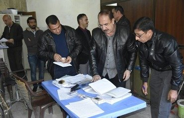 Iraq audits state employees in liberated areas