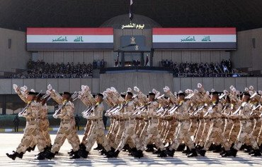 Iraq celebrates armed forces, victory over ISIS