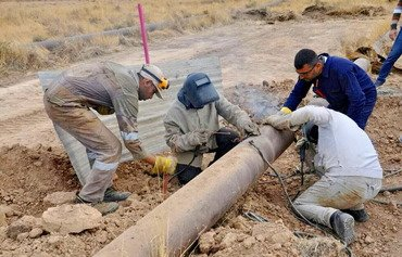 Iraq to protect oil pipelines from ISIS remnants