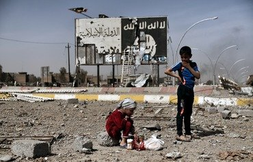Iraq probes sale of orphaned children to ISIS