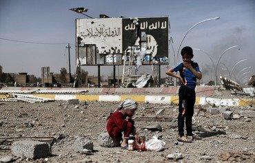 Îraq peygerînê dike derbarê firoştna zarokên sêwî bo DAIŞ