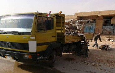 Rawa residents rid city of all reminders of ISIS