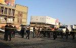 پس از انفجار مرگبار در بغداد اقدامهای سختگیرانه امنیتی اجرا شد