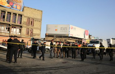 Strict security in Baghdad after deadly attack